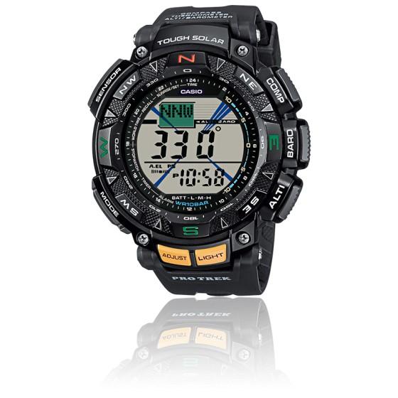 20cec3b19a7a Reloj Casio Pro Trek PRG-240-1ER Saltoro Kangri - Ocarat