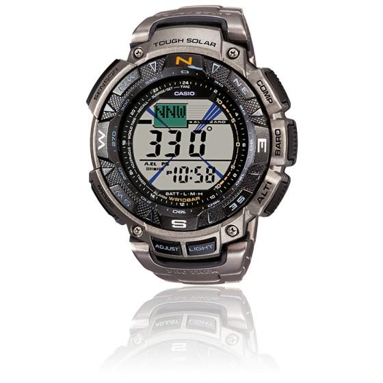 a524902071de Reloj Casio Pro Trek PRG-240T-7ER - Ocarat