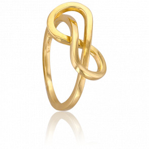 Anillo Moebius MP Oro Amarillo