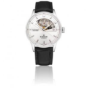 Reloj Les Vauberts Open Heart Automatic 85019 3A AIN