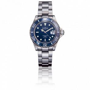 Reloj Ternos Diver Ceramic Blue Automático