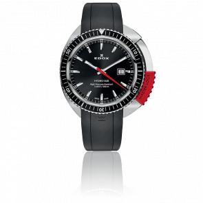 Reloj Hydro-Sub Quartz Red Caucho