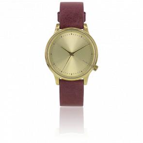 Reloj Estelle - Classic Burgundy