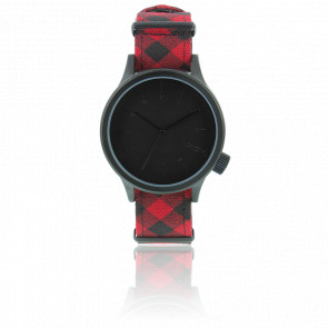 Reloj Magnus Print Series - Woodsman