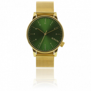 Reloj Winston Royal - Gold Green