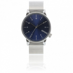 Reloj Winston Royal - Silver Blue