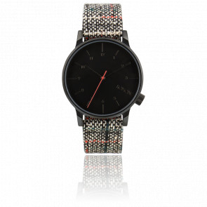 Reloj Winston Tweed - Black