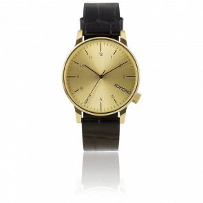 Reloj Winston Monte Carlo - Croc