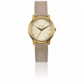 Reloj The Kenzi Leather Gold Shimmer - A398 - 1877