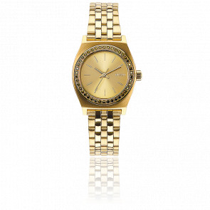 Reloj The Small Time Teller All Gold Crystal - A399 1520