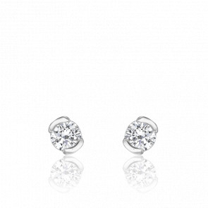 44b23eba724f Pendientes con diamantes para mujer - Ocarat