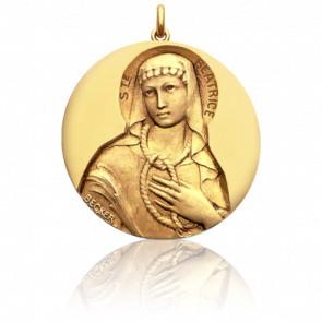 Medalla Santa Beatriz