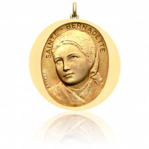 Medalla Santa Bernadette