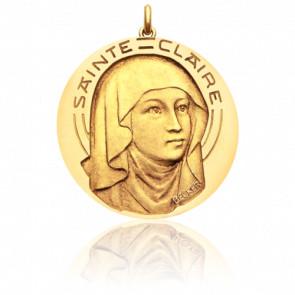 Medalla Santa Clara