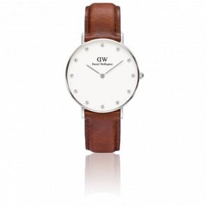 Reloj Classy St Mawes Lady Silver 34 mm