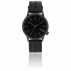 Reloj Winston Brogue Jet Black