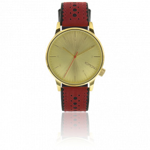 Reloj Winston Brogue Red Jazz