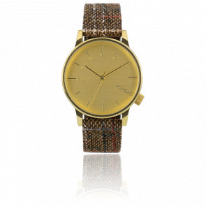 Reloj Winston Tweed Brown