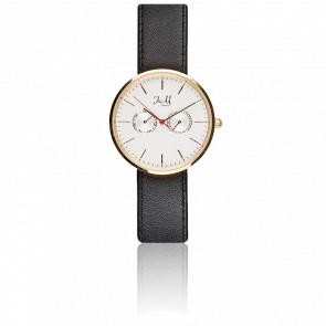 Reloj J&M Gold Twin