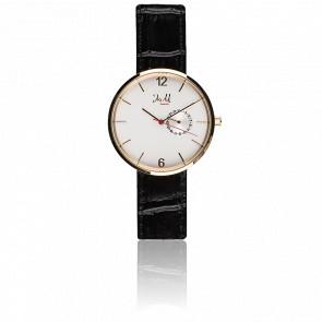 Reloj J&M Cocodrilo Gold