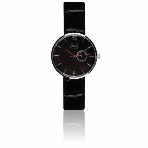 Reloj J&M Cocodrilo Silver