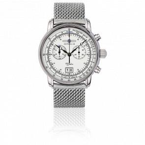 Reloj 100 Jahre Zeppelin Chronograph 7690M-1