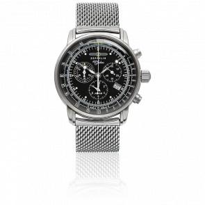 Reloj 100 Jahre Zeppelin Chronograph Alarm 7680M-2