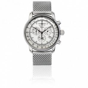 Reloj 100 Jahre Zeppelin Chronograph Alarm 7680M-1 Zeppelin