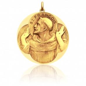Medalla San Francisco de Asís