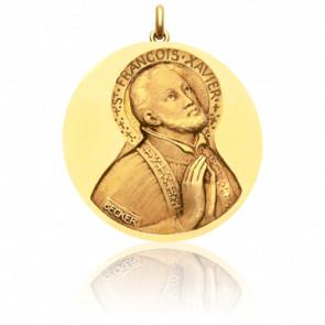 Medalla San Francisco Xavier