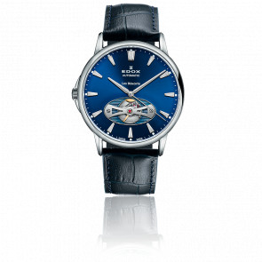Reloj Les Bémonts Automatic Open Vision 85021 3 BUIN
