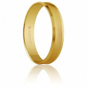 Alianza Salomé Oro Amarillo 4,00mm