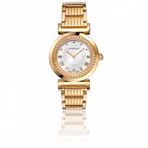 Reloj Vanity Oro Rosa 35mm