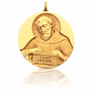 Medalla San Jerónimo de Estridón