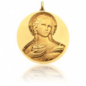Medalla Santa Lucía