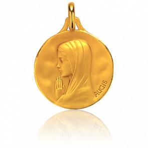 Medalla Virgen María Redonda