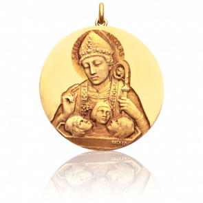 Medalla San Nicolás