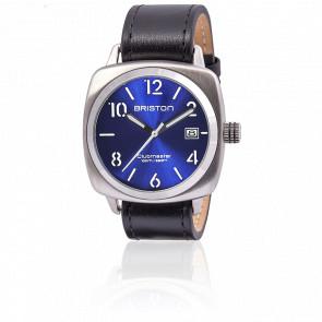 Reloj Clubmaster HMS Date Blue Classic Acero Timeless