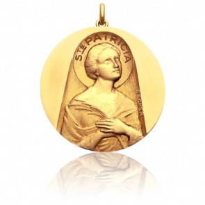 Medalla Santa Patricia