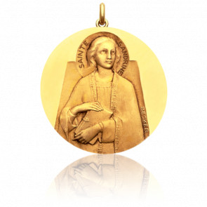 Medalla Santa Selena