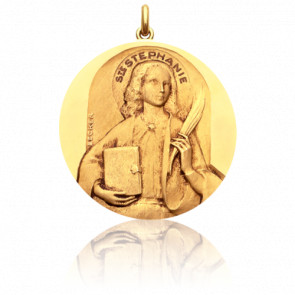 Medalla Santa Estefanía