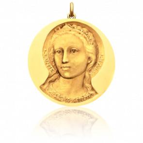 Medalla Santa Silvia