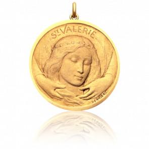 Medalla Santa Valeria