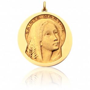 Medalla Santa Martina