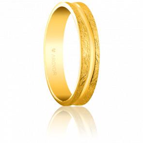 Alianza Carmella Oro Amarillo 18K