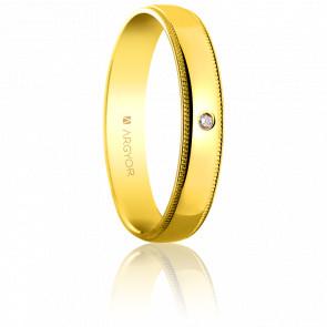 Alianza Belén Oro Amarillo 18K & Diamante