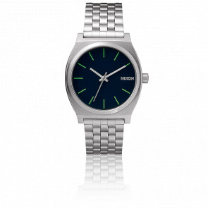 Reloj The Time Teller Midnight Blue/Volt Green A045-1981