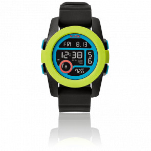 Reloj The Unit 40 Chartreuse/Blue/Black A490-1953