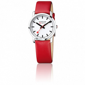 Reloj Simply Elegant Rojo 36 mm