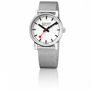 Reloj Evo Malla Milanesa 35 mm